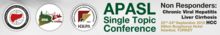APASL Single Topic Conference: Non Responders: Chronic Viral Hepatits, Liver Cirrhosis, HCC