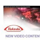 Thumbnail for New video content: sponsored by Takeda