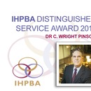 Thumbnail for IHPBA Distinguished Service Award 2016: Dr C. Wright Pinson