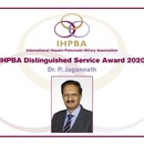 Thumbnail for The 2020 IHPBA Distinguished Service Medal